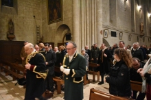 Messe de la St Hubert 01/02