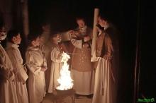 Messe de l'Aube à 6h30 à N.D. de Nanteuil à Montri